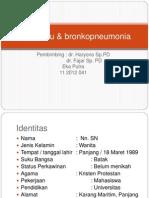 TB Paru & Pneumonia