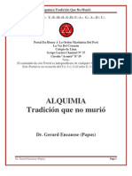 94482225 Papus Alquimia Tradicion Que No Murio