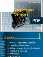 IC Temperature Sensors