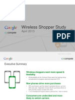 How Do People Shop for Mobile Phones Research Research Studies