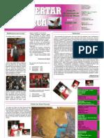 O despertar da porca -2006-2007- 1ª Edição