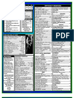 Cyberpunk Data Fortress 2020 Unlimited GM Screen