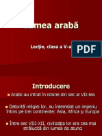 Lumea Arab