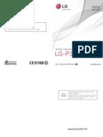 Manual LG P350
