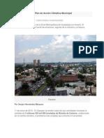 Presenta Zapopan su Plan de Acción Climática Municipal