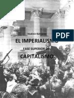 Vladímir Ilich Lenin - El imperialismo fase superior del Capitalismo.pdf
