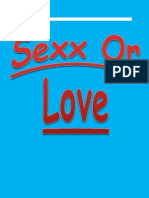 Sexxx or Love
