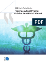 OECD Pharma Pricing Policies