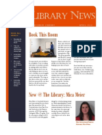 Library News April 2013