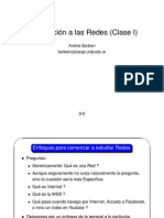 Redes Clase 1