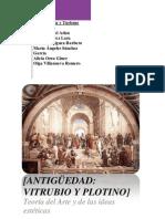 Vitrubio y Plotino (Texto)