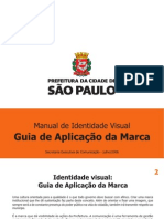 Manual de Identidade Visual Pmsp