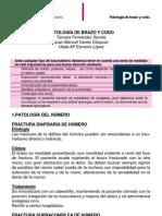 PATOLOGIA CODO