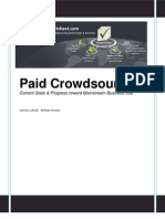 Paid Crowdsourcing