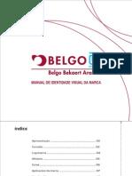 Manual Identidade Belgo