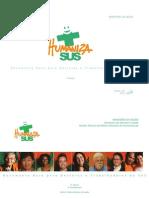 Humanizasus Documento Gestores Trabalhadores Sus