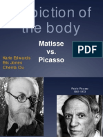 Matisse vs Picasso