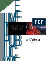 Catalogo Artfutura 2010
