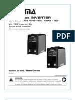 Manual Soldadura Inverter