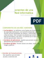 Componentes de una Red Informática