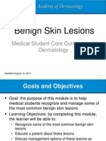 benign-skin-lesions-module.ppsx
