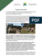 informe sobre entrega de ovinos florida