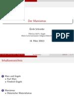 Präsentation_Marxismus
