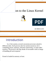 Introduction to Linux Kernel