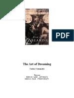 Carlos Castaneda Art of Dreaming 1994