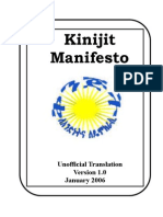 Kinijit Manifesto English Ver 1.0