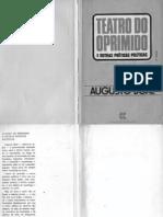 BOAL, Augusto. Teatro do Oprimido e outras poéticas políticas