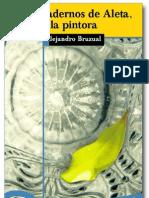 Los Cuadernos de Aleta, la pintora