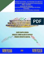 PAPIME Manual Modelos