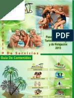 Portafolio de Servicios Recreaccion 2013