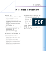 An Overview of Class III Treatment