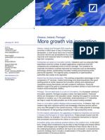 Greece Portugal Ireland - Innovation
