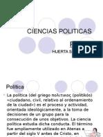 ciencias politicas introduccion