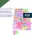 Senate Districts 2001