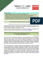 Informativo Online n° 45