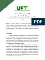 Artigo VHDL