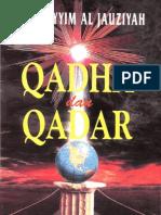 qadha dan qadar (ibnu qayyim al-jauziyah)