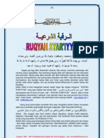 ruqyah syar'iyyah