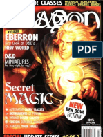 Dragon Magazine #296 | D20 System | Gaming