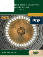 NSSF Political Action Committee 2012 Year In Review