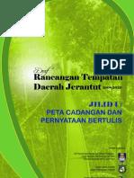 Draf RTD Jerantut 2008 - 2020 JILID I (PETA CADANGAN)