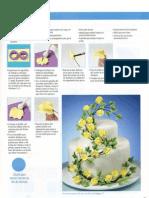 Curso 4 Flores Avanzadas de Pasta de Goma Parte 2