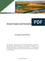 Ancient Iranian and Zoroastrian Morals, by Dhunjibhoy Jamsetjee Medhora