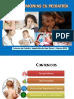 Neumonias en Pediatria Hcvb 2013 Final