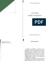 Frege Gottlob - Estudios Sobre Semantica - Sobre Sentido Y Referencia (1)