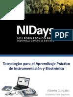 Tecnologias Instrumentacion Electronica